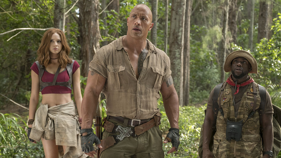 Diggys Adventure Halloween 2020 Part Of Paddocks Mansion Jumanji' Has a Confusing Message for Teenagers   Hollywood Reporter