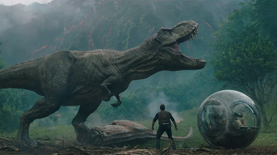 Jurassic World: Fallen Kingdom - Screengrab - H 2017