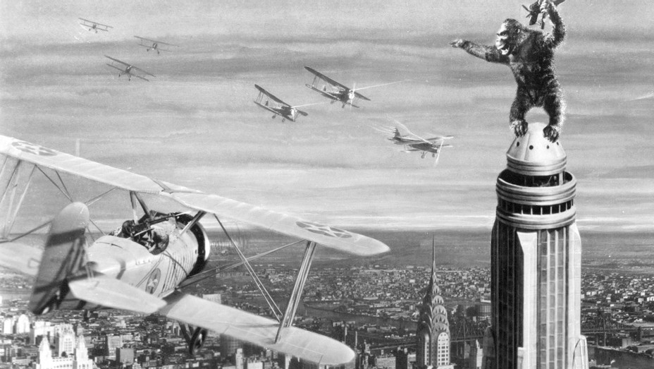 King Kong' Review: 1933 Movie | Hollywood Reporter