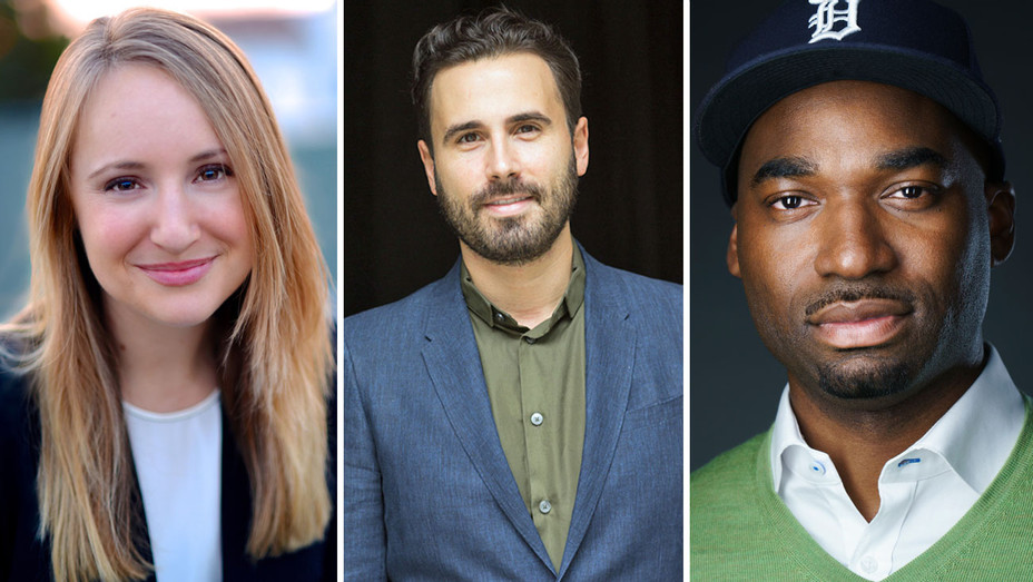 Kira Thompson, Jake Bauman and Bryan Smiley - Split - Publicity - H 2017