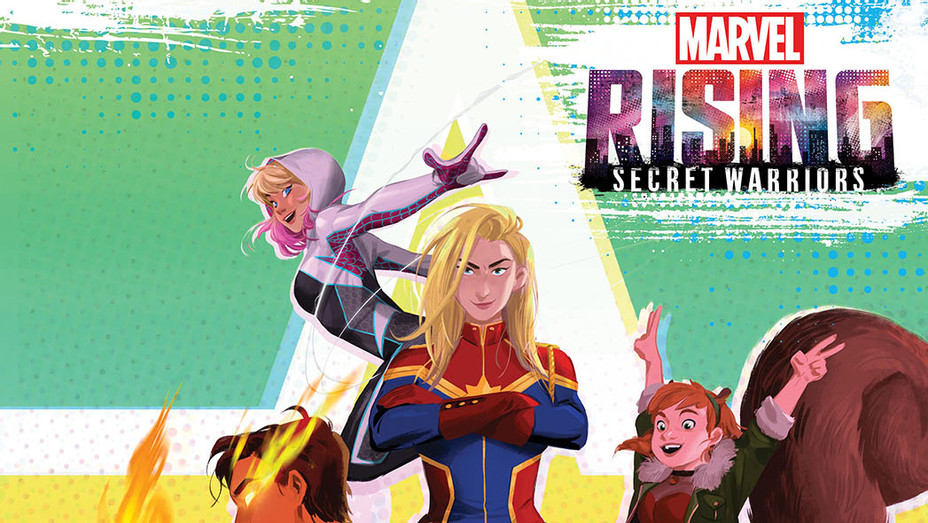 Marvel Rising - Marvel Entertainment - Publicity-P 2017