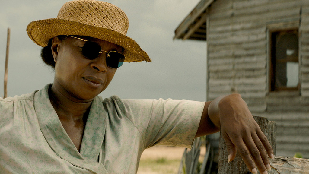 Mudbound Star Mary J Blige On Why The Film S Most Horrifying Scene Is Her Favorite Hollywood Reporter