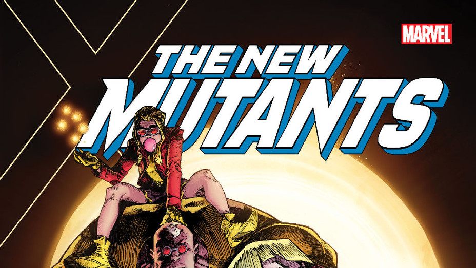 The New Mutants Cover - Publicity - P 2017