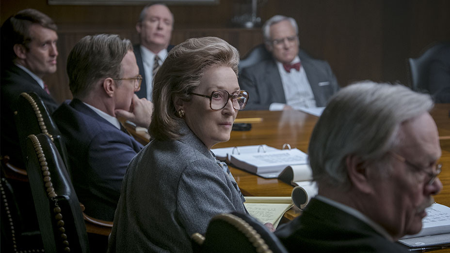 The Post Still 3 Meryl Streep - Publicity - Embed 2017