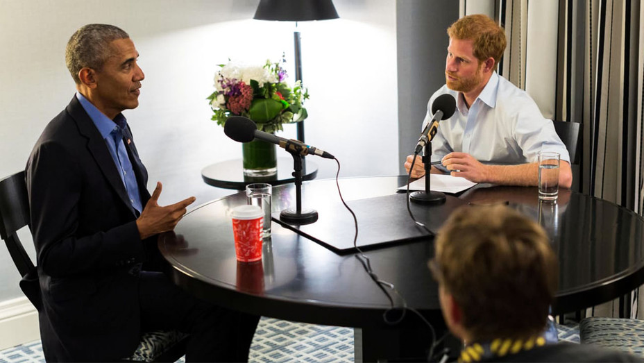 Prince Harry and Barack Obama BBC Interview - Publicity - H 2017