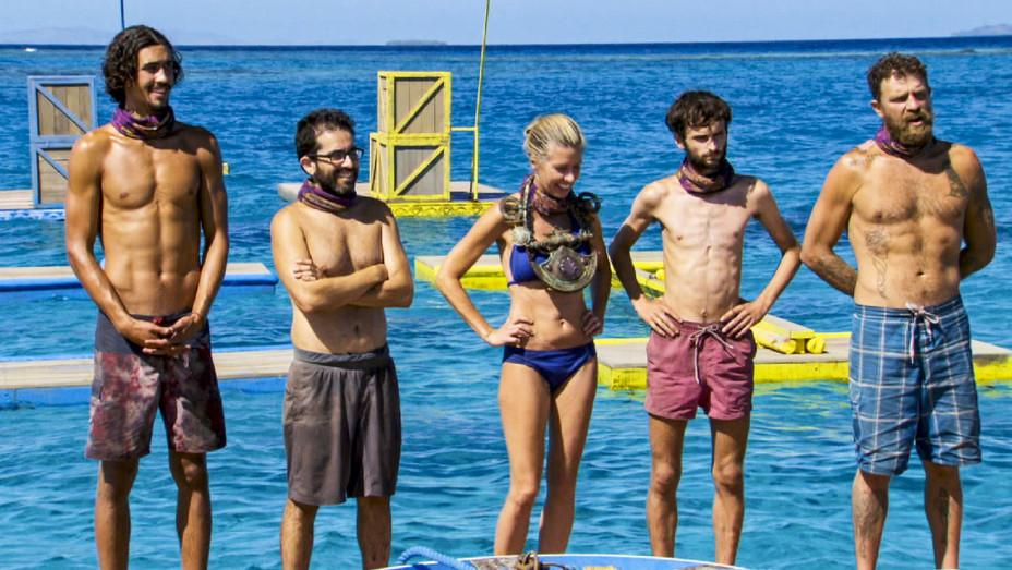 Survivor 35 Still Episode 14 - Publicity - H 2017