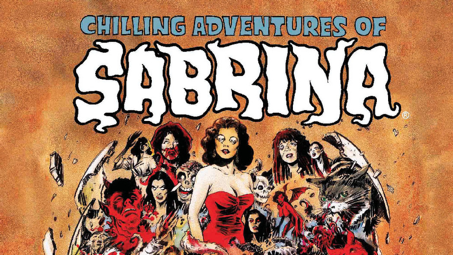 The Chilling Adventures of Sabrina Cover - Publicity - P 2017