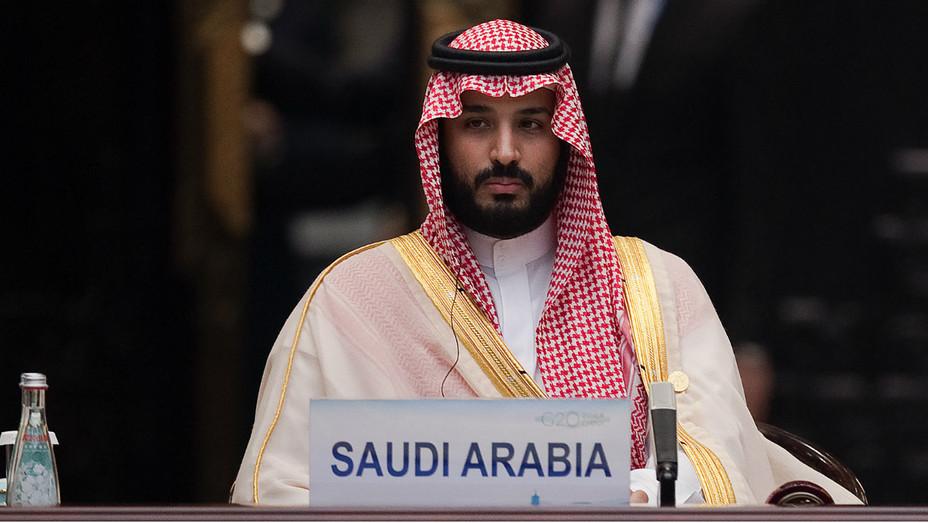 Saudi Arabia's Crown Prince Mohammed bin Salman - H 2017