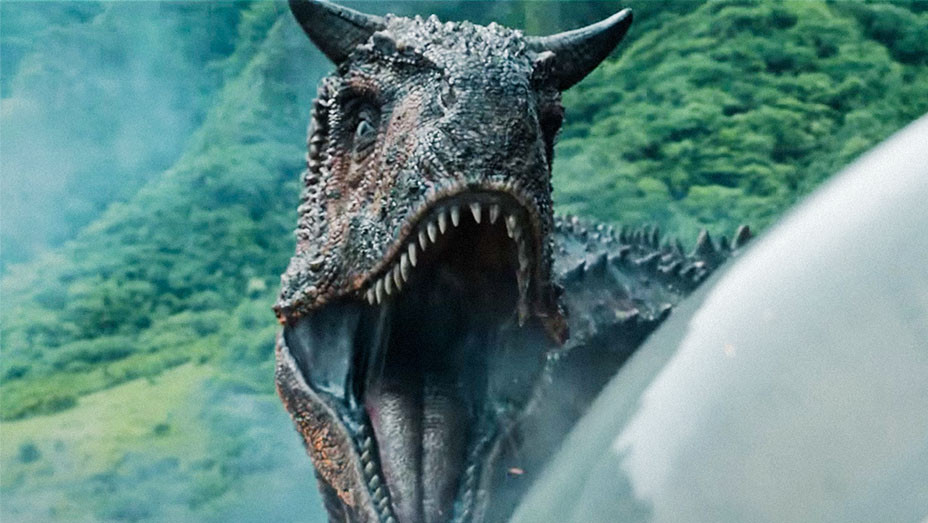 Jurassic World: Fallen Kingdom Trailer 2 - Screenshot - Embed 2017