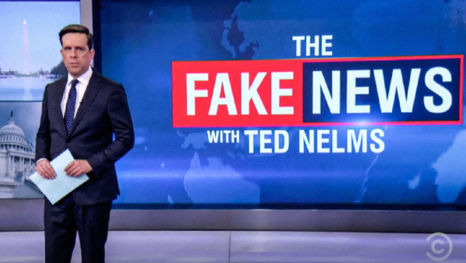 The Fake News with Ted Nelms - Screenshot - H 2017