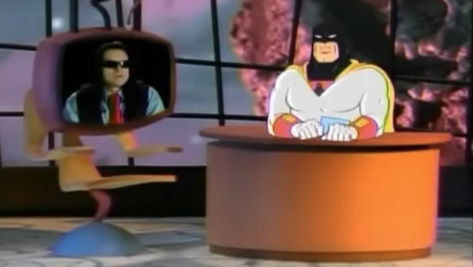 Tommy Wiseau Space Ghost - H 2017