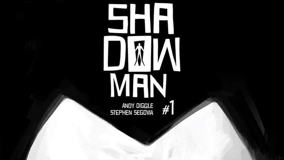 Shadowman Cover -Valiant Entertainment - Publicity - P 2017