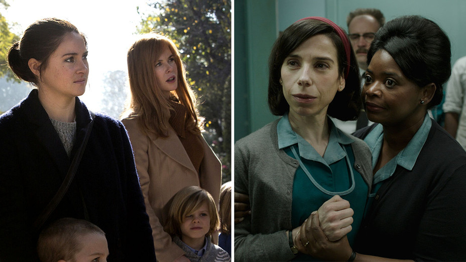 Big little lies and Shape of water - Split -2017