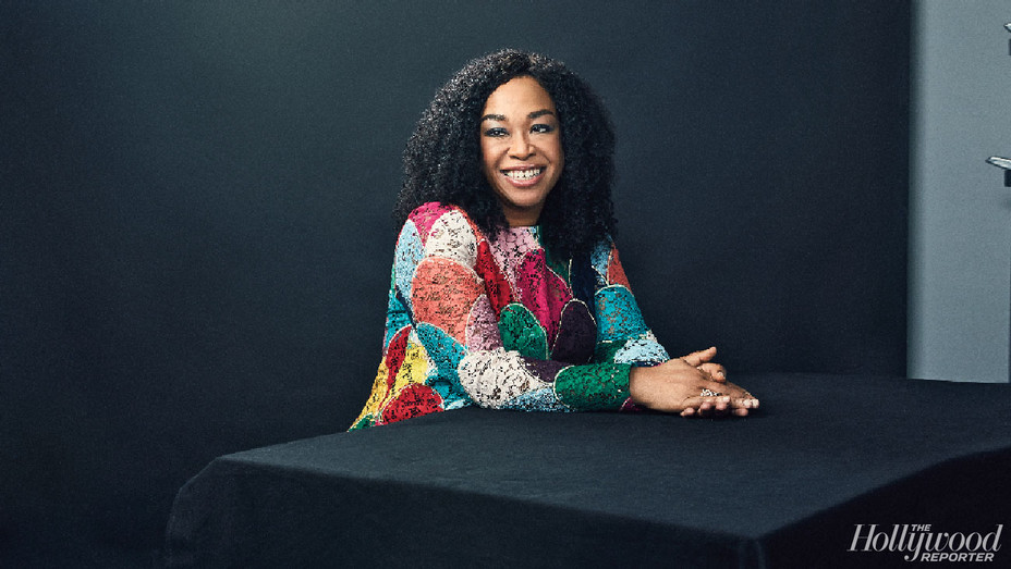 Shonda Rhimes - Photographed by Christopher Patey - H 2017