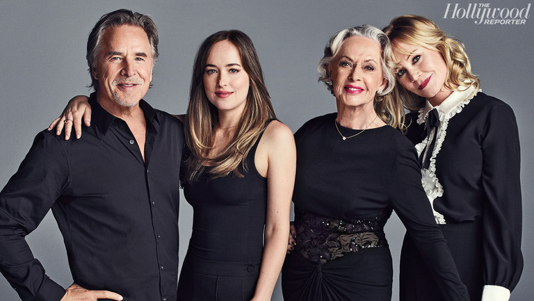 Hollywood Legacies: Exclusive Photos of the Hustons, Poitiers, Sutherlands and More Showbiz Families