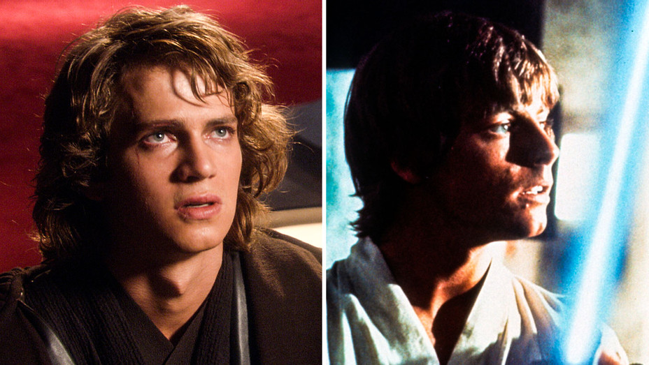 Star Wars: Episode III - Revenge of the Sith and Star Wars: Episode IV - A New Hope - Split - Photofest - H 2017