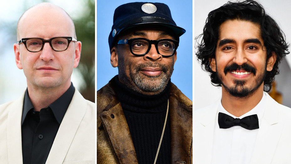 Steven Soderbergh, Spike Lee and Dev Patel - Split - Getty - H 2017