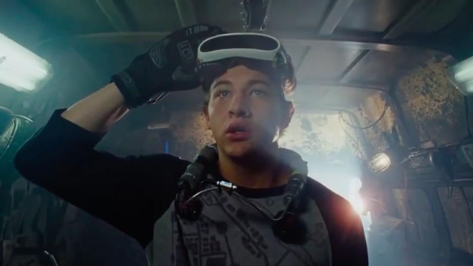 Tye Sheridan - Ready Player One Trailer Still - H 2017