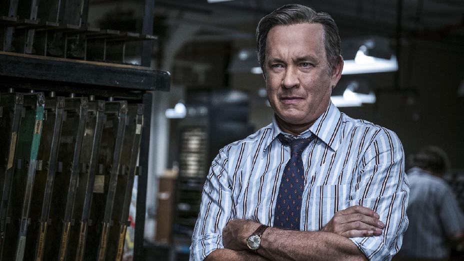 The Post Still 2 Tom Hanks - Publicity - H 2017