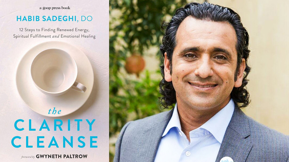 The Clarity Cleanse Cover and Habib Sadeghi - Split - Publicity - H 2017