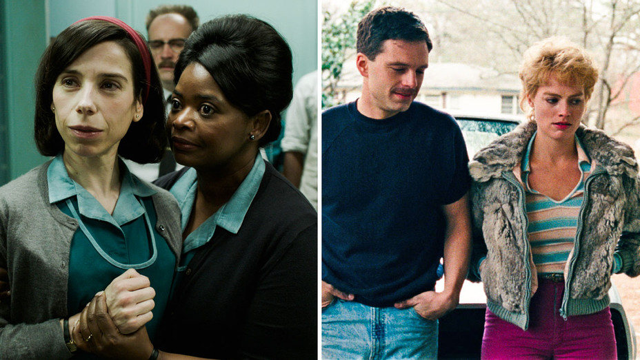 The Shape of Water and I, Tonya Still - Split - Publicity - H 2017