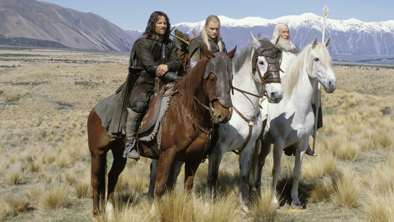 The Lord Of The Rings The Two Towers Thr S 2002 Review Hollywood Reporter
