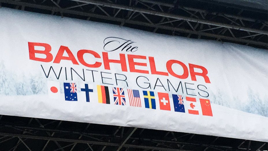 The Winter Games Bachelor Stage - Publicity - H 2017