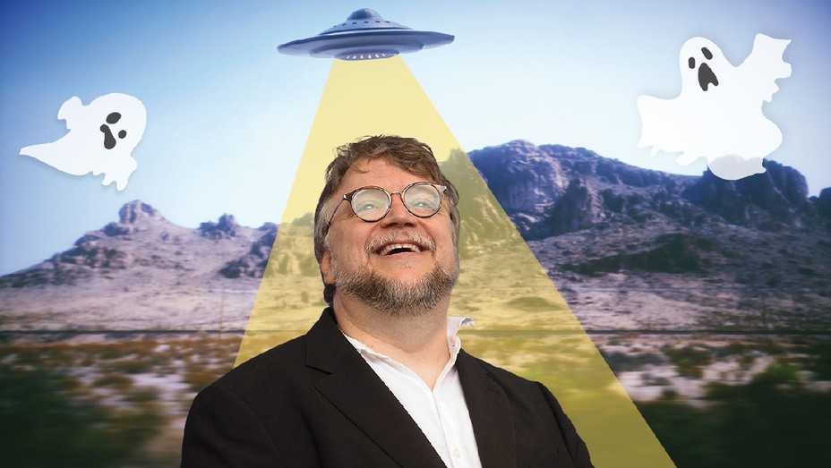 Guillermo del Toro - One Time Use Only - Photo Illustration - H 2017
