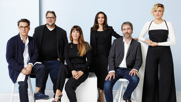 """Director Roundtable: Guillermo Del Toro, Greta Gerwig and More on Creative Fears and Going to a """"Deep, Dark Place"""""""