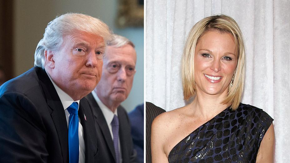 Trump_Juliet Huddy_Split - Getty - H 2017