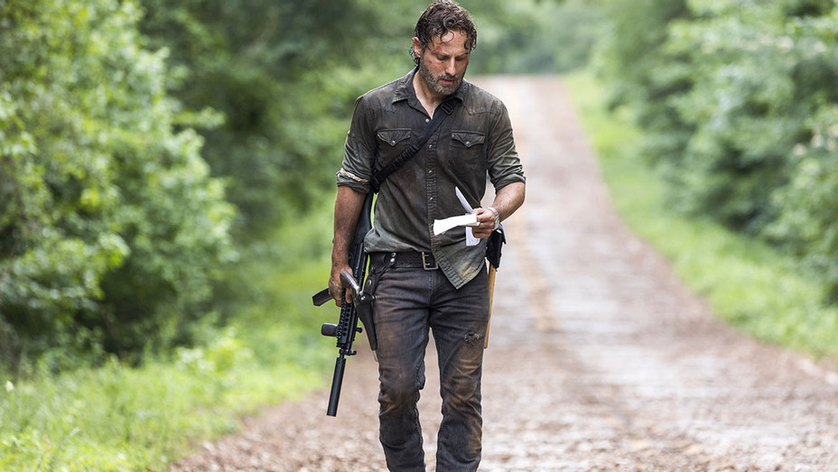 The Walking Dead _ Season 8, Episode 6 - Andrew Lincoln - Publicity-H 2017