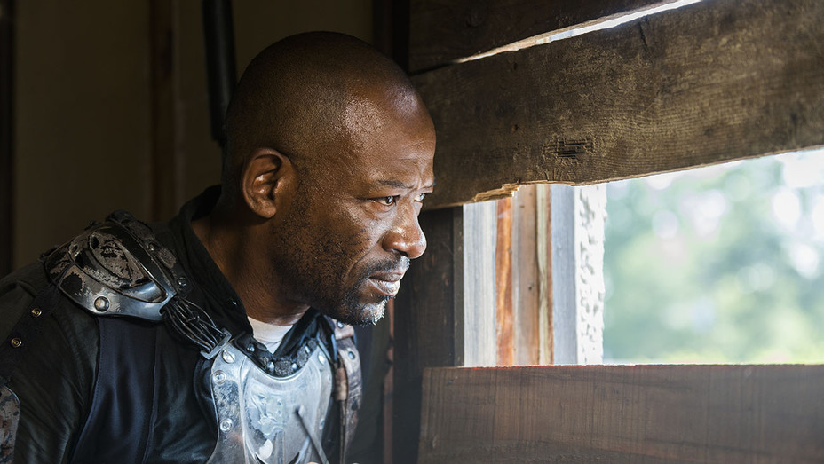 The Walking Dead _ Season 8, Episode 7 - Lennie James   - Publicity-H 2017