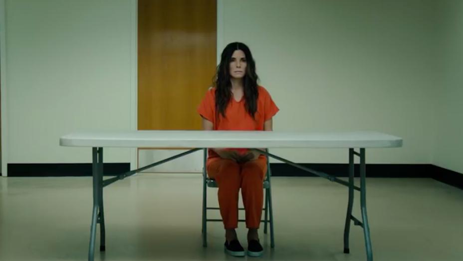Sandra Bullock - Ocean's 8 Trailer Still - H 2017