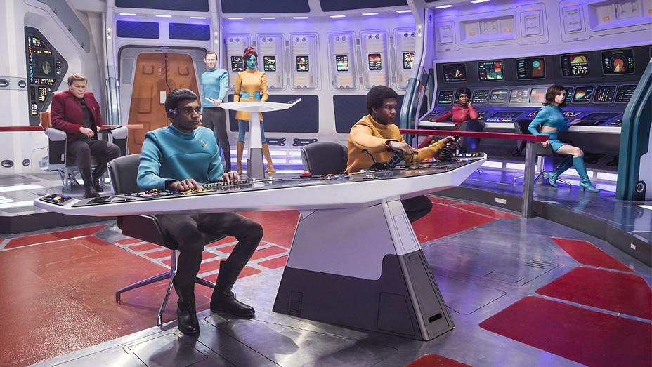 Black Mirror Still Season 4 USS Callister Episode 2 - Publicity - H 2017