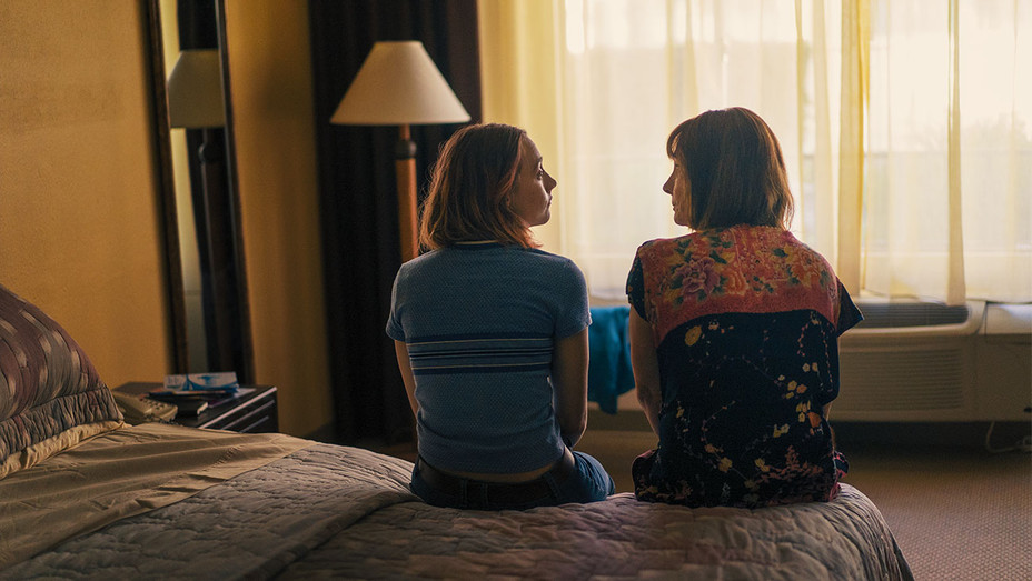 Lady Bird (2017) - Saoirse Ronan and Laurie Metcalf - Publicity-H 2017