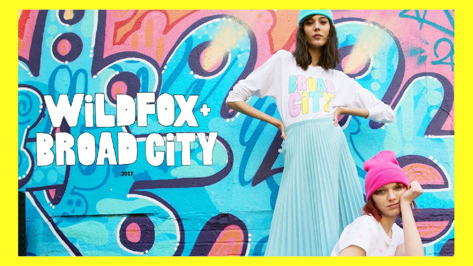 Wildfox x Broad City - Publicity - H 2017