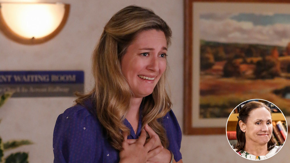 For Young Sheldon Star Zoe Perry Playing A Version Of Her Mom Wasn T Easy Hollywood Reporter