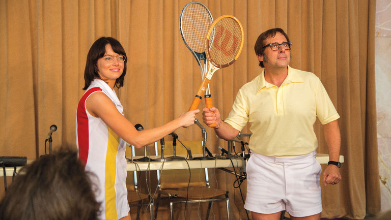Making of 'Battle of the Sexes': How Emma Stone Mastered the Signature Move of a Tennis Legend