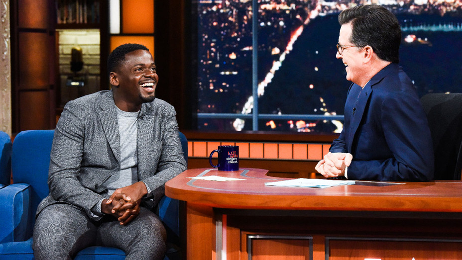 The Late Show with Stephen Colbert Still Daniel Kaluuya - Publicity - H 2018