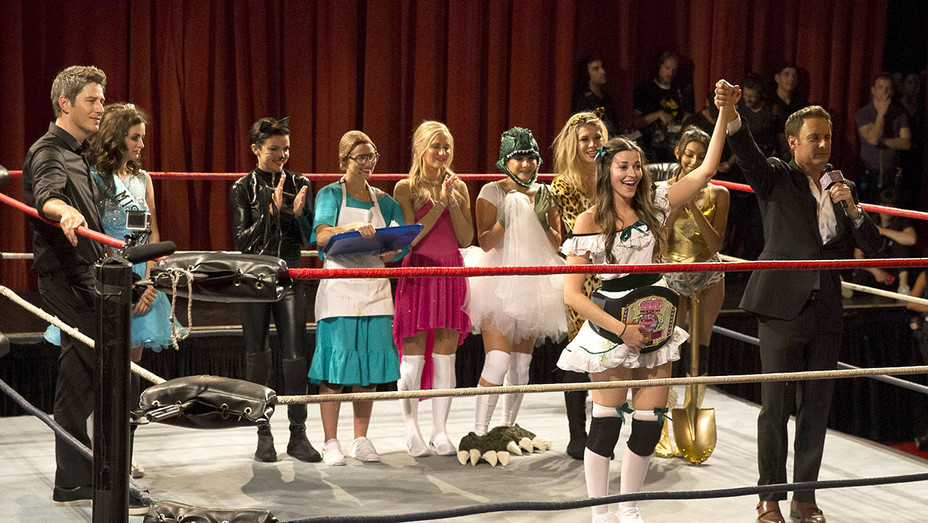 THE BACHELOR - Episode 2203 eight women to battle in the wrestling arena - Publicity-H 2018
