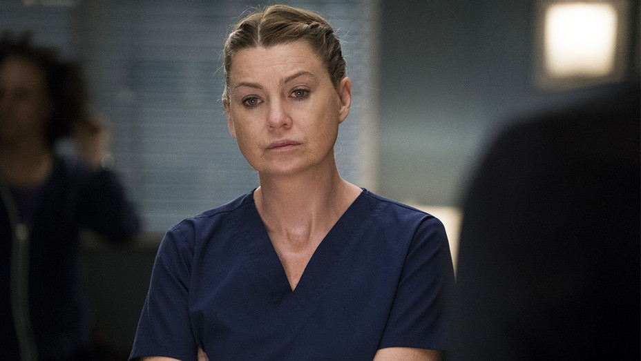 Grey's Anatomy Still January 2 2018 Episode Ellen Pompeo - Publicity -  H 2018