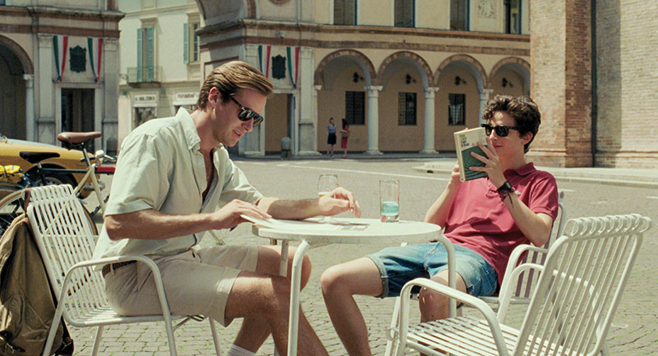 Call Me By Your Name Still - Publicity - Embed 2018