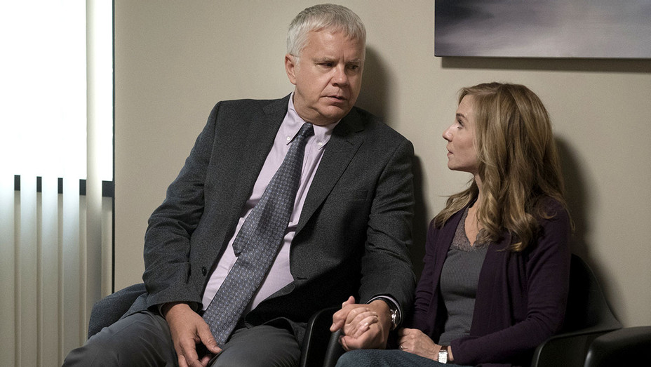 Here and Now - Tim Robbins and Holly Hunter - Publicity -H 2018
