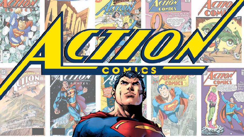 Action Comics Cover - Publicity - P 2018