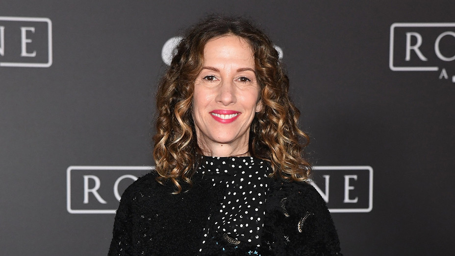 Allison Shearmur - Getty - H 2018