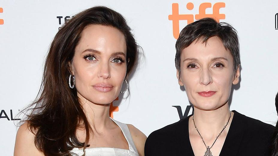 Angelina Jolie_Nora Twomey - Getty - H 2018