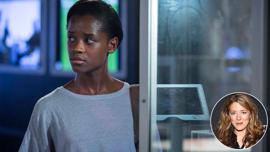 Black Mirror Season 4 - Black Museum and inset of Annabel Jones-H 2018