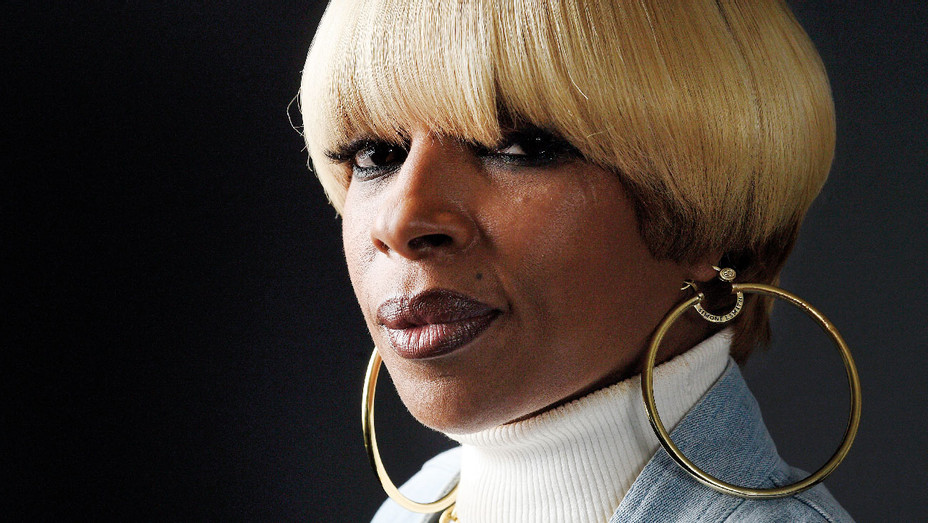 Mary J. Blige - One Time Use Only - AP - H 2018