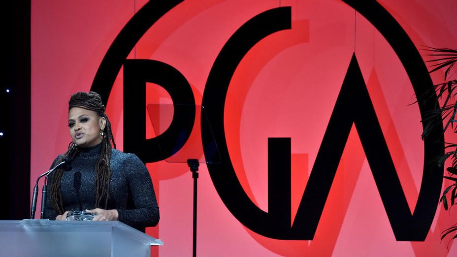 Ava DuVernay at PGA Awards - H 2018 Getty