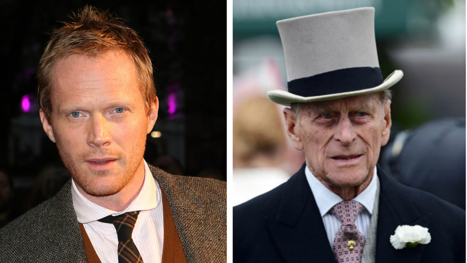 Paul Bettany _ Prince Philip - Getty - H 2018